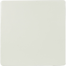 Antic Mate Medium White 13x13 13x13 cm Cevica Antic