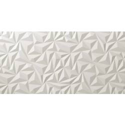 3D Angle White Matt 80 80x40 cm Atlas Concorde 3D Wall Design