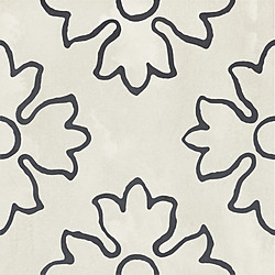 Bohème Flower 20x20 20x20 cm Novoceram Bohème