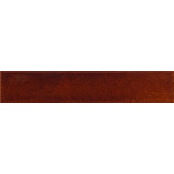 Art deco Roestbruin 2,8x15,2 15,2x2,8 cm Albarello Art Deco