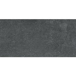 Carbon Black Brushed 60x30 cm Porcelaingres Mile Stone