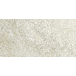 Faded Beige Step With Grooves Natural 60x30 cm Porcelaingres Mile Stone
