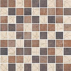 Steel Mix Mosaic 29,7x29,7 cm Cersanit Steel