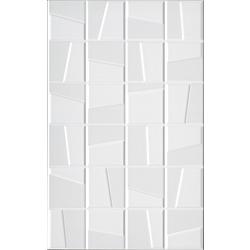 แมคกี้ ขาว 10X16 A 25x40 cm Boonthavorn Ceramic CottoBoon