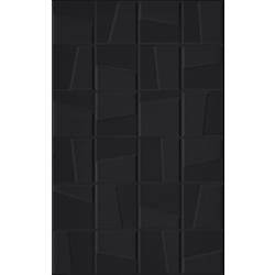 แมคกี้ ดำ 10X16 A 25x40 cm Boonthavorn Ceramic CottoBoon
