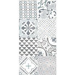mayolica patchwork grey 30x60 cm Ceramica Fiore Mayolica