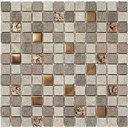 0169/chamonix CH18 30x30 cm Boxer Mosaics Mosaico