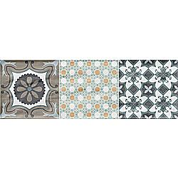 ALHAMBRA GRANADA 20X60 60x20 cm Old Sax Ceramiche Provence
