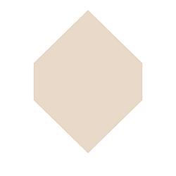 HEXAGONA CREAM (15LZTH1) 15X15*A 16x21 cm Boonthavorn Ceramic Gelato