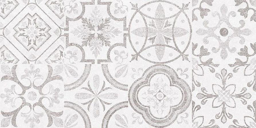 sugar gris dekor 60x30 cm Novaceramika GOA