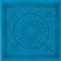 Sardinia Archivio mix Azzurro Mare 20x20 cm Cerasarda Sardinia