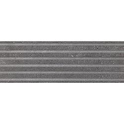 Ecoproject 2060 Muretto Grey Smoke Ret 60x30 cm Sintesi Ceramica Ecoproject