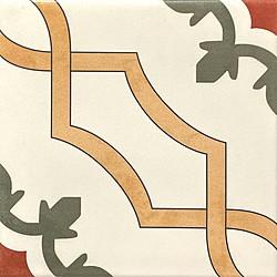 COLONIAL DECO (DC272) 20X20 *A 20x20 cm Boonthavorn Ceramic Gelato