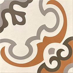 SUNMOON BROWN (DC268) 20X20 *A 20x20 cm Boonthavorn Ceramic Gelato