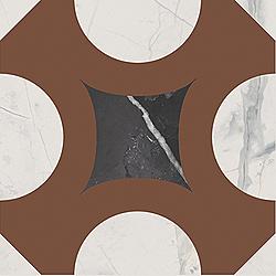 Marmorea Intensa 20 Dusty Mauve 20x20 cm Ceramica Fioranese Marmorea Intensa_20