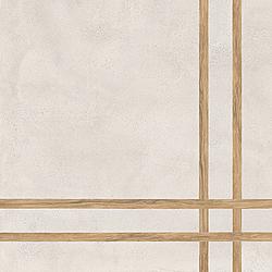Sfrido 4 Lines Cemento1 Bianco 60x60 cm Ceramica Fioranese Sfrido