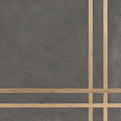 Sfrido 4 Lines Cemento4 Nero 60x60 cm Ceramica Fioranese Sfrido