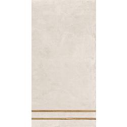 Sfrido 2 Lines Cemento1 Bianco 120x60 cm Ceramica Fioranese Sfrido