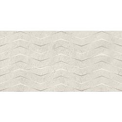 Afternoon Silver Ściana Struktura Rekt. - 59.8x29.8 59,8x29,8 cm Ceramika Paradyż Afternoon
