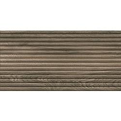 Afternoon Brown Ściana A Struktura Rekt. - 59.8x29.8 59,8x29,8 cm Ceramika Paradyż Afternoon