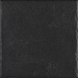 Modern Nero Gres Szkl. Struktúra - 19.8x19.8 19,8x19,8 cm Ceramika Paradyż Modern