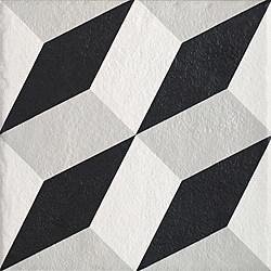 Modern Gres Szkl. Struktura Motyw A - 19.8x19.8 19,8x19,8 cm Ceramika Paradyż Modern