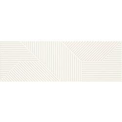 Woodskin Bianco Ściana A Struktura Rekt. - 89.8x29.8 89,8x29,8 cm Ceramika Paradyż Woodskin