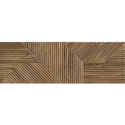 Woodskin Brown Ściana A Struktura Rekt. - 89.8x29.8 89,8x29,8 cm Ceramika Paradyż Woodskin