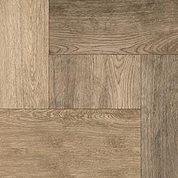 Home Wood brown 40x40 cm Golden Tile Home Wood