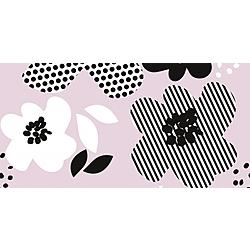 POPPY PINK-A M.(W36G06-A)30X60*A 60x30 cm Boonthavorn Ceramic Gelato