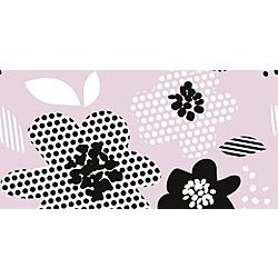 POPPY PINK-B M.(W36G06-B)30X60*A 60x30 cm Boonthavorn Ceramic Gelato