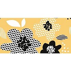 POPPY YELLOW-B M.(W36G07-B)30X60*A 60x30 cm Boonthavorn Ceramic Gelato