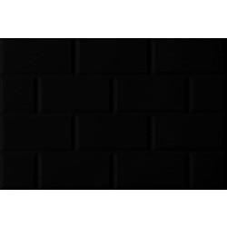 อิงลิชการ์เด้น ซาตินบริคดำII R/T 12X18 A 45x30 cm Boonthavorn Ceramic  COTTO