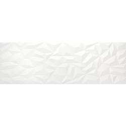 Silk_Fold_white_40x120 120x40 cm Decor Union 2000 Silk