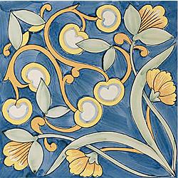 maiolica 1 20x20 cm Valsecchia Ceramiche MAIOLICHE