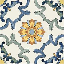 maiolica 3 20x20 cm Valsecchia Ceramiche MAIOLICHE
