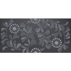 Trendy Black Decor 50x25 cm Bien Seramik Trendy