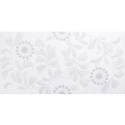 Trendy White Decor  50x25 cm Bien Seramik Trendy