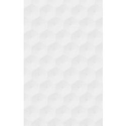 เส้นสายงาม - ขาว 10X16 *A 25x40 cm Boonthavorn Ceramic CottoBoon
