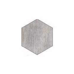 Icon Dove Gray Esagono 18.2x21 cm Unicom Starker Icon