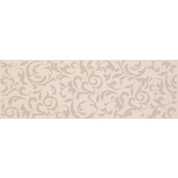 MEL.IVORY DEC.RAMAGE25X75 DEK 75x25 cm Supergres Melody