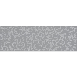 MEL.GREY DEC.RAMAGE 25X75 DEK 75x25 cm Supergres Melody
