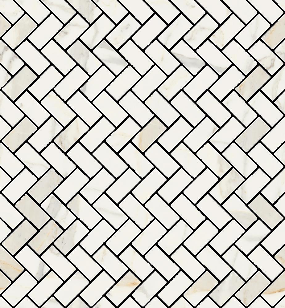 B Calac M Lisca 30X32 - Collection Marmorea by Ceramica