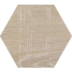 Esagona Ivory 25x21.6 cm Ceramiche Keope Elements Natural