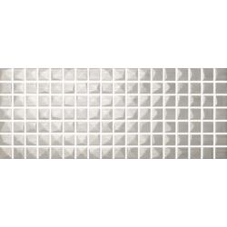 Crystal Bianco Mosaico 50x20 cm MGM Crystal