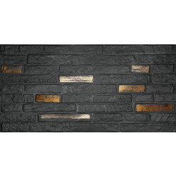 DECORO STREET CLASS BLACK MIX  120x60 cm Abk Do Up