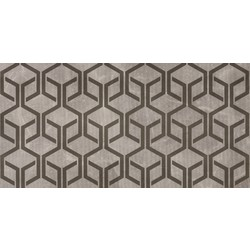 Marvel  Grey Fleury Hexagon 80x40 cm Atlas Concorde Marvel Pro