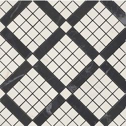 Marvel  Cremo Mix Diagonal Mosaic 30.5x30.5 cm Atlas Concorde Marvel Pro