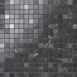 Marvel  Noir St.Laurent Mosaic 30.5x30.5 cm Atlas Concorde Marvel Pro