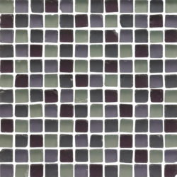 Winnipeg Tumbled Mixed Glass Mosaic 30,4x30,4 cm Original Style Mosaics